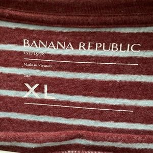 Banana Republic Shirts - Banana republic tee size XL